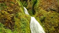 Wahkeena falls Columbia River Gorge Oregon Waterfalls 31