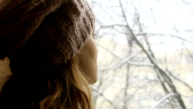 waiting for you in winter
