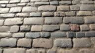 Walking on Cobbles