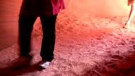 HD: Walking through Antelope Canyon