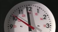 CU, Wall clock ticking