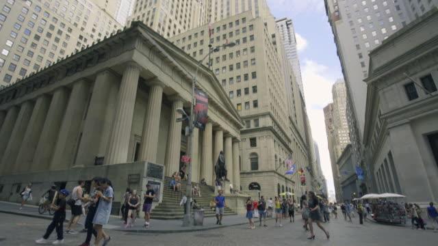 Wall Street - Pan
