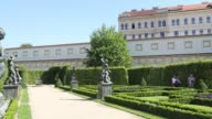 Wallenstein Palace Gardens Prague