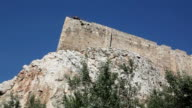 Walls, Acropolis, Athens, Greece