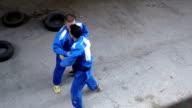 I want to be judo champion
