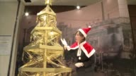 Want to impress the kids this Christmas A Tokyo retailer has just the thing if you've got about $20 million to spare for a twometre Christmas tree...