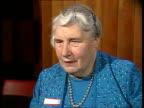 London Carisbrooke Hall CMS Gladys Earl 2nd World war widow