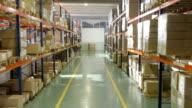 Warehouse innen