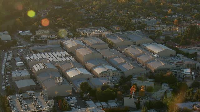Warner Brothers Studios In California