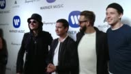 CLEAN Warner Music Group Grammy After Party 2016 in Los Angeles CA