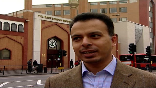 MI5 warning of terrorism campaign in UK / Retrial of Adel Yahya Ed Husain interview SOT