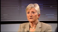 MI5 warning of terrorism campaign in UK / Retrial of Adel Yahya London INT Dame Pauline NevilleJones interview SOT Muslim community needs to be...