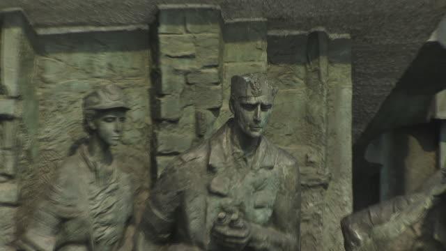 CU, ZO, MS, Warsaw Uprising Monument, Warsaw, Poland