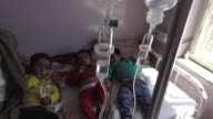 Wartorn Yemen is suffering from a cholera outbreak the UN's children agency and the World Health Organization said Friday with eight cholera cases...