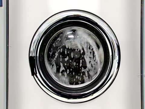 Washing Machine part 1, foaming, lathering