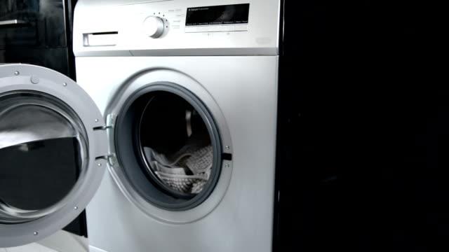 Washing machine workflow