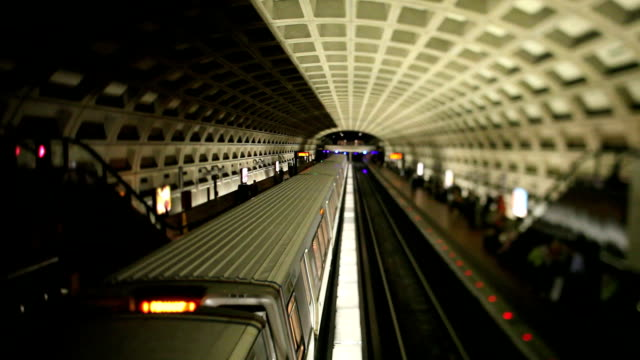 Washington DC Metro (Tilt Shift Lens)