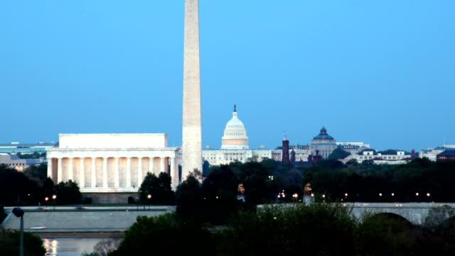 Washington, DC Time Lapse