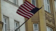 Washington will halt the issuing of all non immigrant visas in Russia for nine days from Wednesday and will thereafter reduce visa operations says...