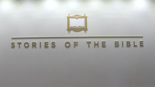 Washington's new Museum of the Bible will take a leap of faith this weekend opening its massive bronze Latin inscribed gates to visitors eager to...