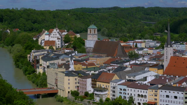 Wasserburg an Inn, Upper Bavaria, Germany, Europe