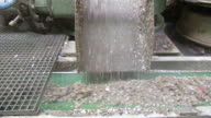 MS PAN Waste paper processing at paper mill / Weener, Lower Saxony, Germany
