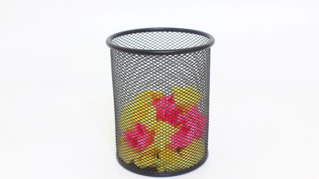 Wastepaper basket
