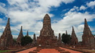 Tempio di Wat chaiwatthanaram, Ayutthaya, in Tailandia