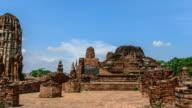 Wat Mahathat,Ayutthaya Thailand