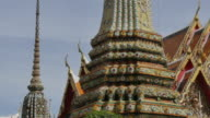 Wat Pho (Temple of the Reclining Buddha) complex, Bangkok, Thailand, Southeast Asia, Asia