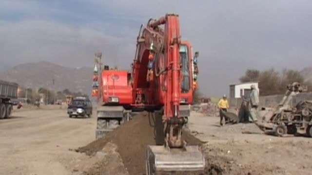 A US watchdog says millions of dollars in US funds have been lost due to poor planning and workmanship in projects to help rebuild Afghanistan and...