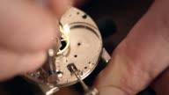 Watchmaker Montage Uhr