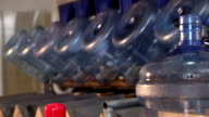 Water bottle production line