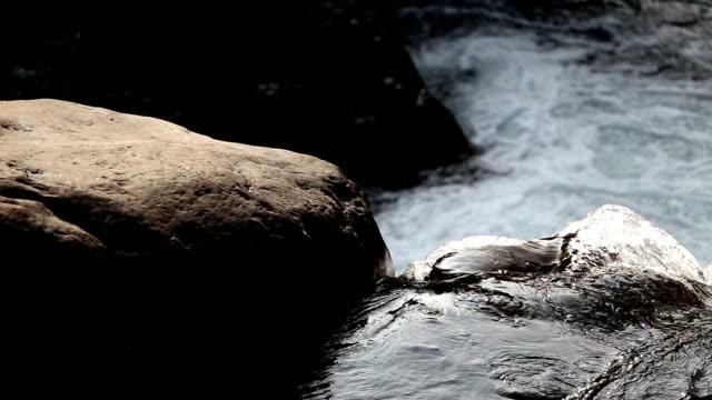 Water Flowing Dawn
