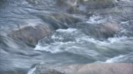 CU Water flowing over rocks / Columbia, South Carolina, United States