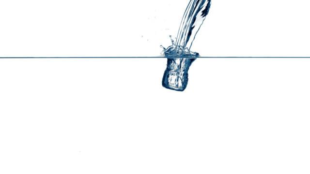 SLO, MO, sprudelnden Wasser in klares Wasser