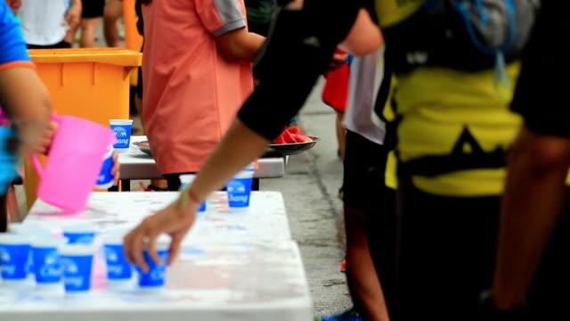 water marathon