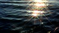 Water reflection - stars