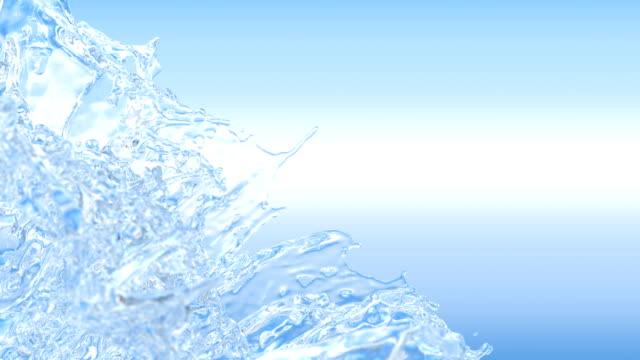 Wasser Spritzen