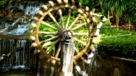 Wasserrad.