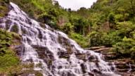 Waterfall aerial