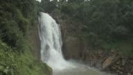 HD: Waterfall at Khao Yai National Park