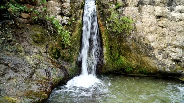 Waterfall at the Sahne
