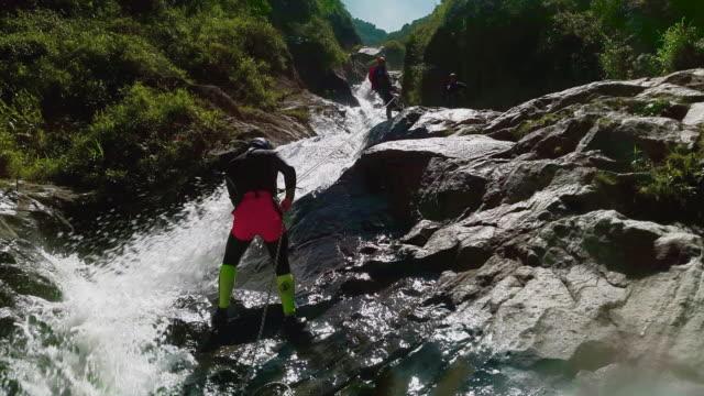 Cascada Descanse en los baños, Ecuador