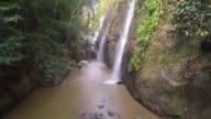 waterfall in congo