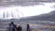 Waterfall In Gunma, Japan