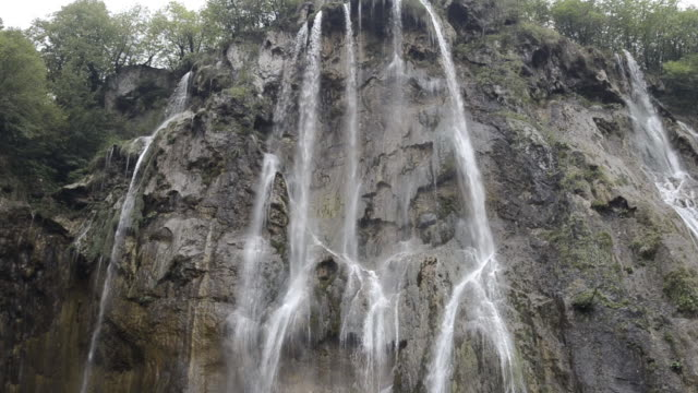 MS TD Waterfall in National park / Plitvice, Lika-Senj, Croatia