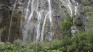 MS TD Waterfall in National park / Plitvice, Lika-Senj, Croatia