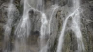 MS Waterfall in National park / Plitvice, Lika-Senj, Croatia