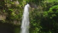 Waterfall, Lower Bouma Falls, cascading down mountain